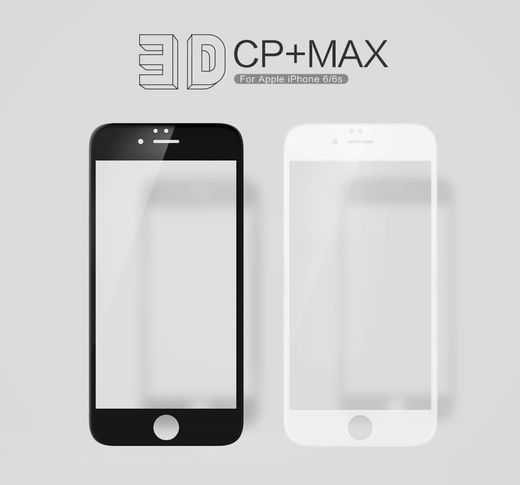 Nillkin CP+ MAX panssarilasi iPhone 6 / 6s