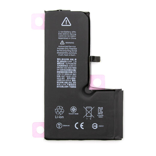 iPhone XS Akku – 2658mAh