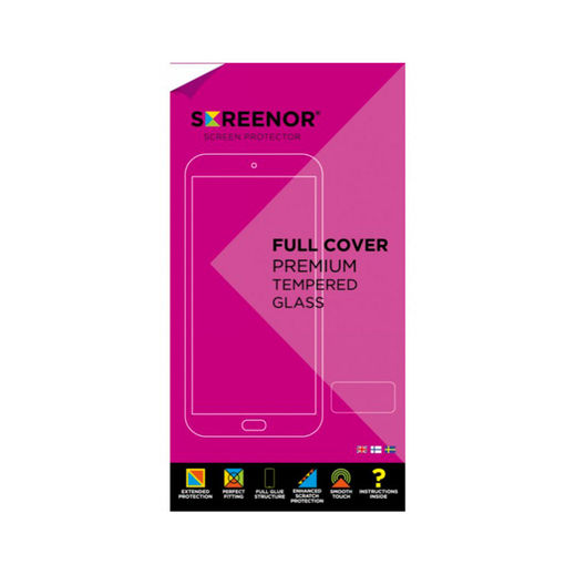 Screenor iPhone XR / 11 Full Cover panssarilasi